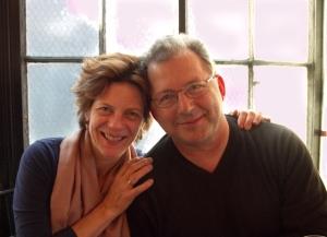 Jody Adams and Ken Rivard