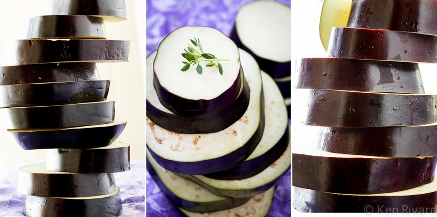 Eggplant Parmensan 3-2-2