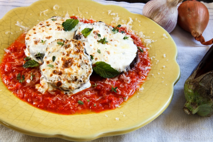 Eggplant Parmesan-9471