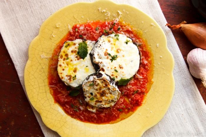 Eggplant Parmesan-9478