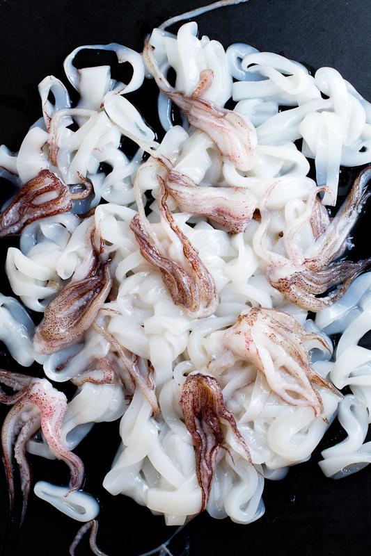 how to make good calamari rings
