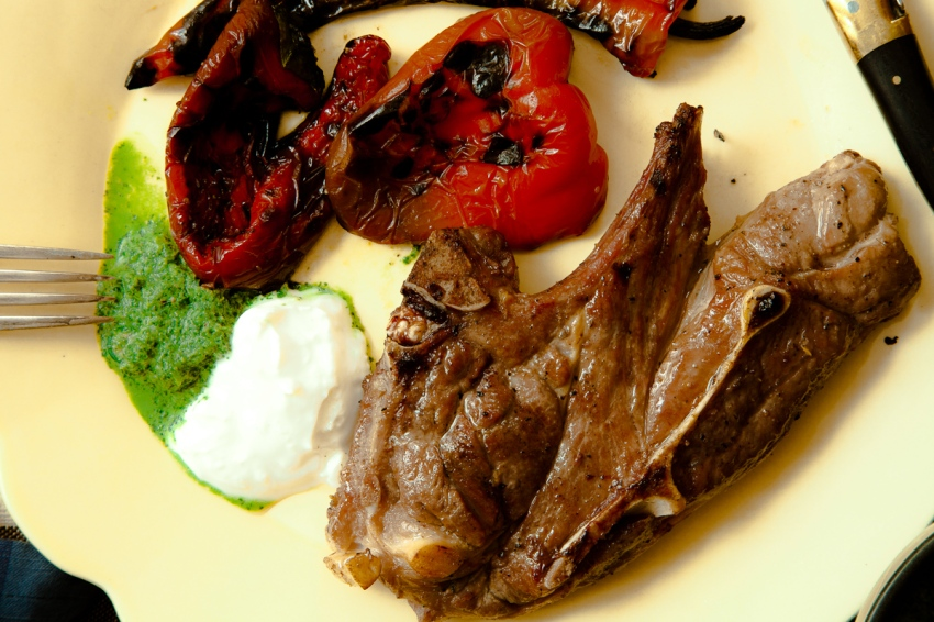 Grilled Lamb Blade Chops-13