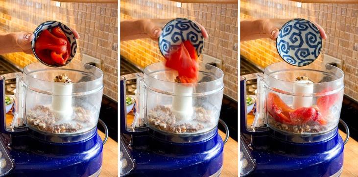 Roast Chicken with Muhammara-12