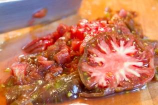 Torchio Pasta with Squash Blossoms-9