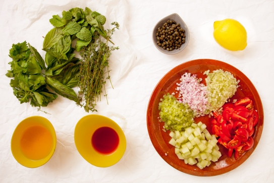 Mediterranean Barley Salad with Pecorino-4