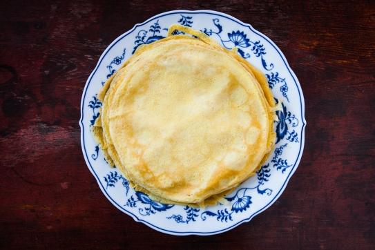 Crespelle with Lemon-Rosemary Ricotta-2