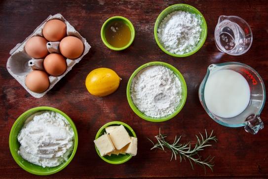 Crespelle with Lemon-Rosemary Ricotta-3