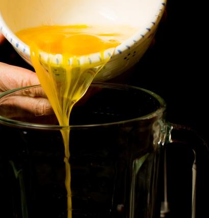 Crespelle with Lemon-Rosemary Ricotta-5