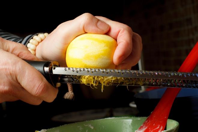 Crespelle with Lemon-Rosemary Ricotta-9
