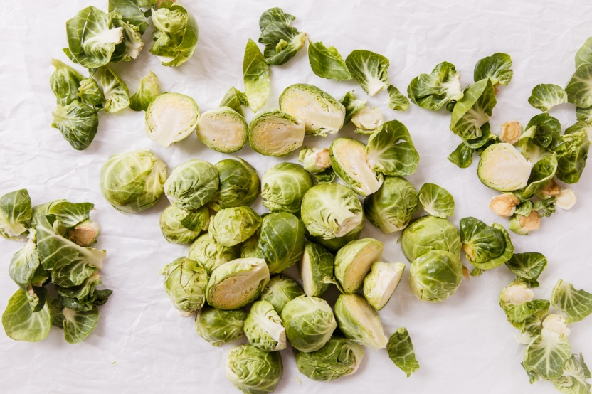 Seared Brussel Sprouts with Vietnamese Dipping Sauce-4