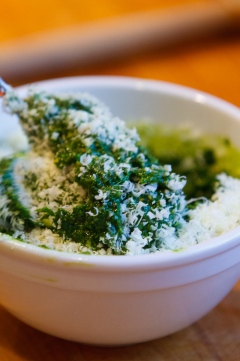 Risotto with Kale Pesto-TGF-9