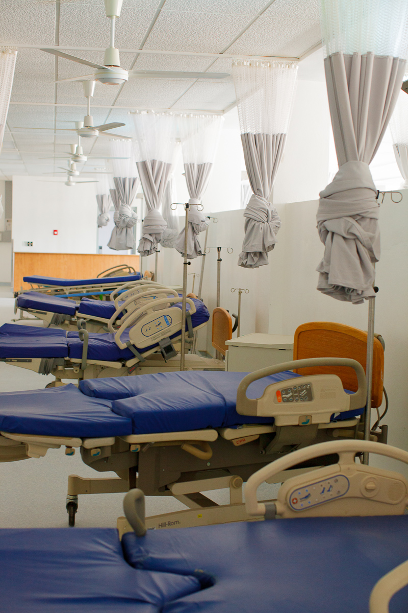 HUM maternity ward.