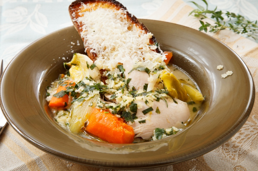 Oliver's Chicken Stew - 119 - 1