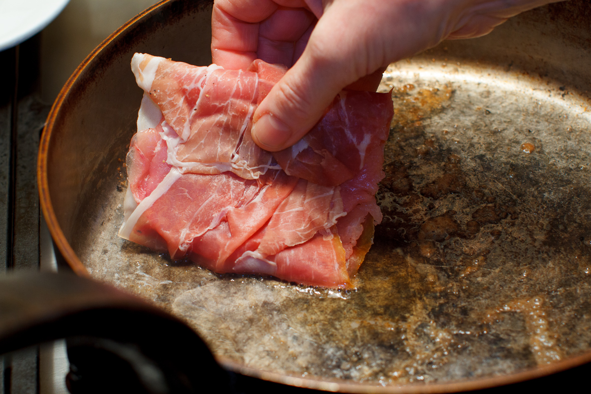 ... Pork Scaloppine with Prosciutto, Capers and Sage | The Garum Factory