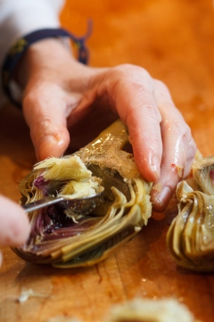 Braised Artichokes TGF - 21