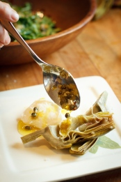 Braised Artichokes TGF - 27