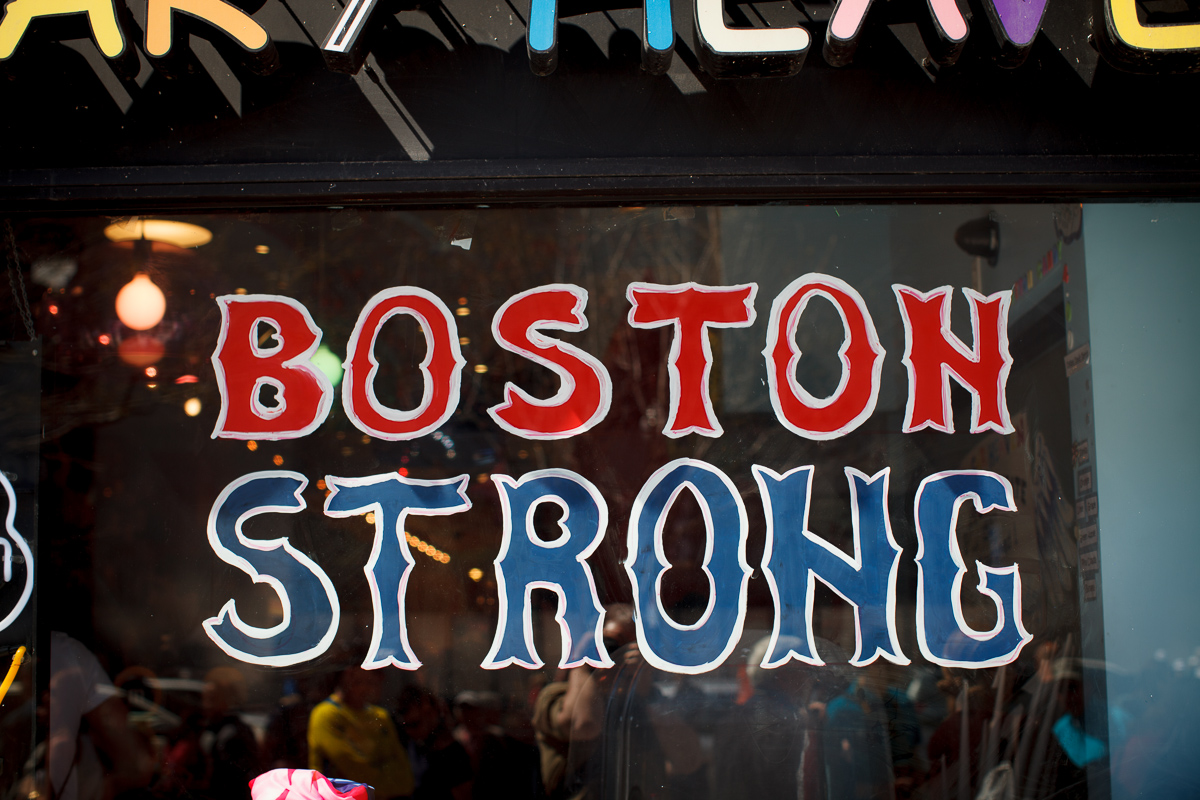 Boston Marathon - TGF-5