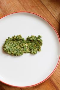 Spring Onion and Strawberry Salad with Pistachio Pesto-21