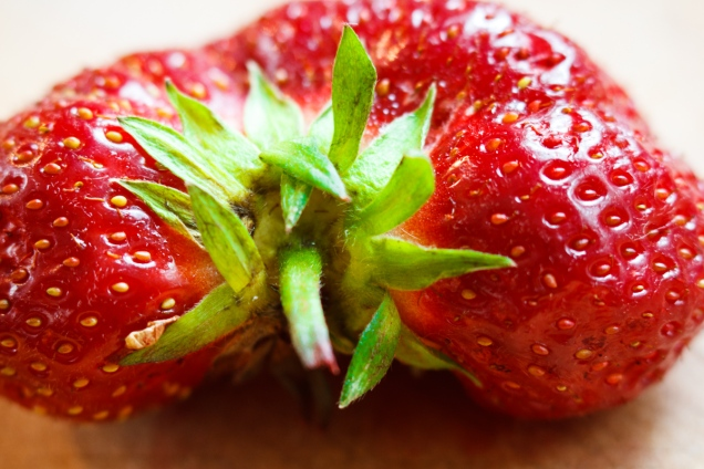 Spring Onion and Strawberry Salad with Pistachio Pesto-24