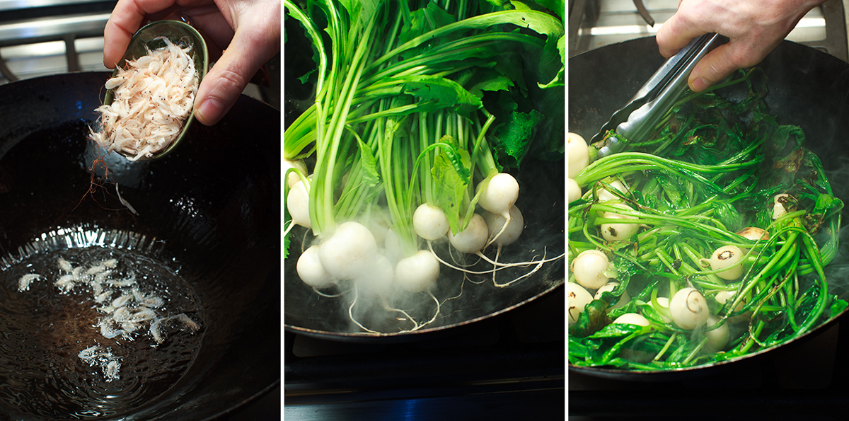 Stir-Fried Hakurei Turnips-3