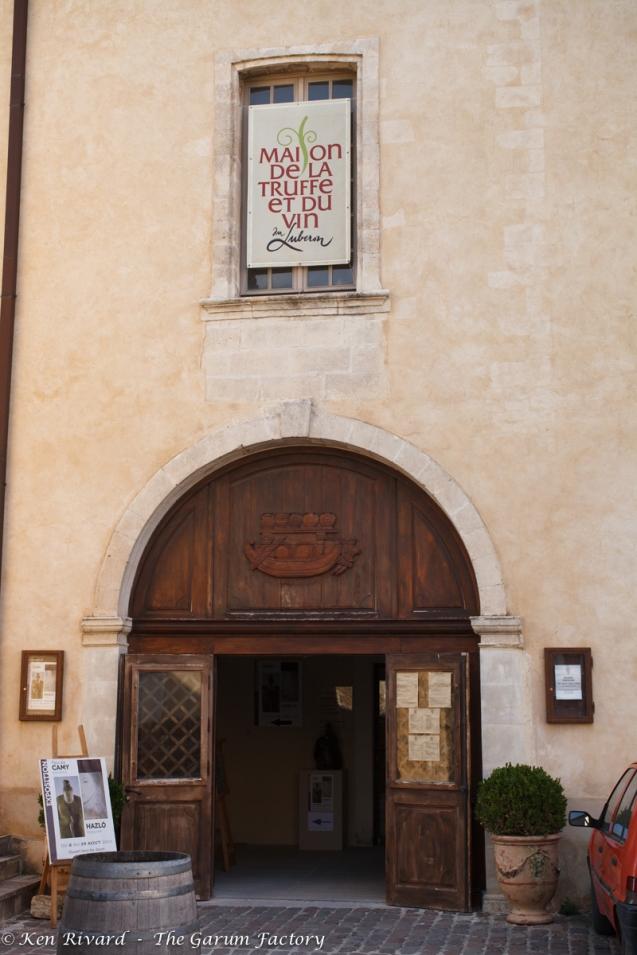 Truffle museum