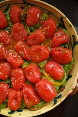 Eggplant, Pepper and Tomato Gratin-25
