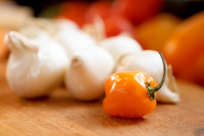 Eggplant, Pepper and Tomato Gratin-8