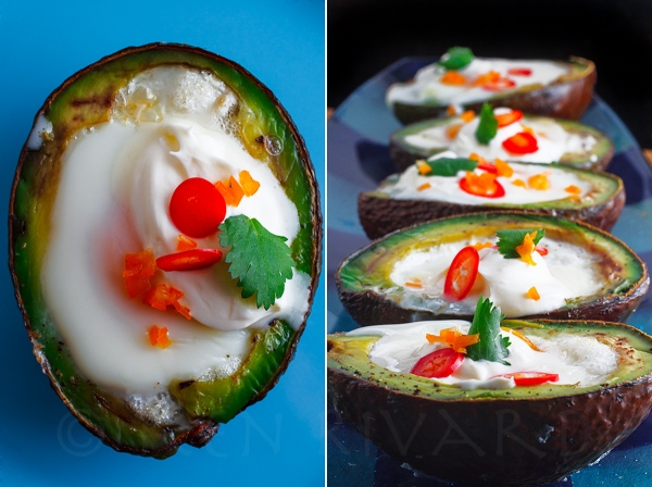 Eggs Baked in Avocado-21