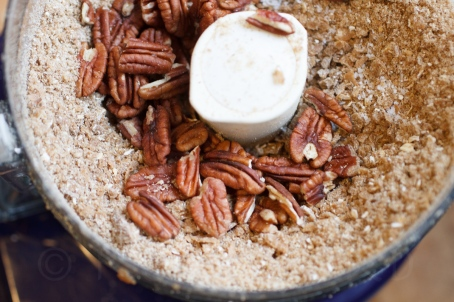 Sweet Potato and Gruyère Pie with Pecans-12689