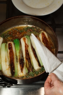Braised Leeks with Meyer Lemon, Pancetta and Parmigiano Reggiano -45