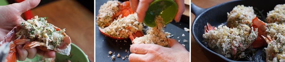 Lobster Stuffy 3-3-2