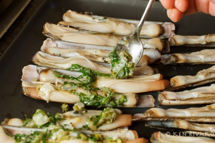 Razor Clams with Preserved Lime-1695