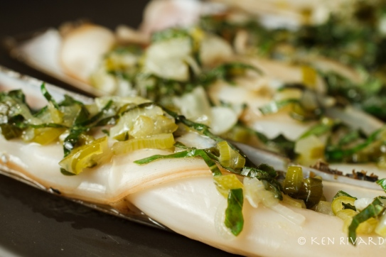 Razor Clams with Preserved Lime-1717-2