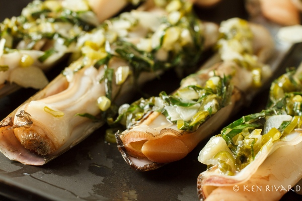 Razor Clams with Preserved Lime-1720-2