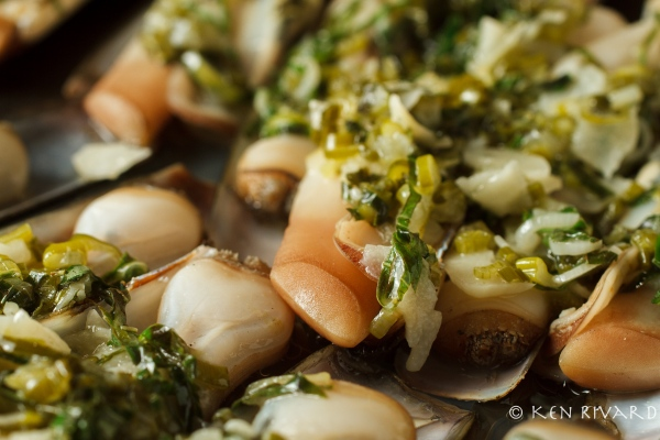 Razor Clams with Preserved Lime-1722-2