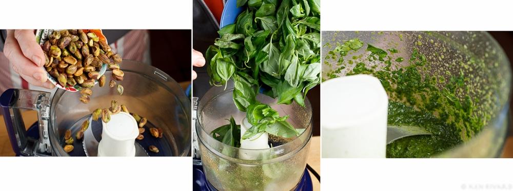Pesto-Prosciutto Lasagna-2-5