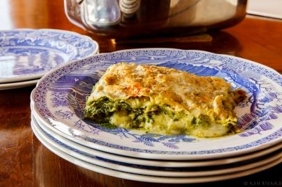 Pesto-Prosciutto Lasagna-2102