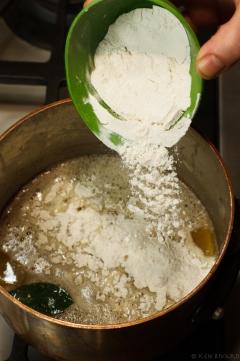 Pesto-Prosciutto Lasagna-3541