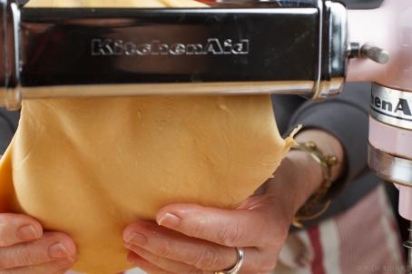 Pesto-Prosciutto Lasagna-3789