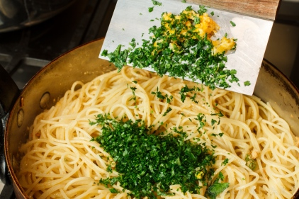 Spaghetti with Bottarga and Preserved Lemon-2630