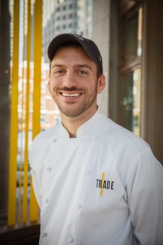 Chef Andrew Hibert, TRADE