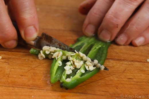 Skirt Steak with Green Romesco-7259