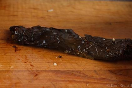 Skirt Steak with Green Romesco-7278
