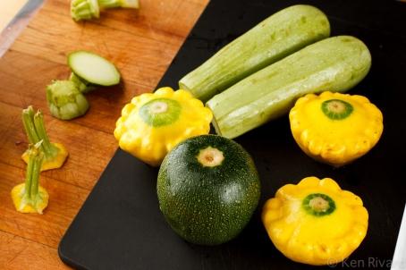 Summer squash salad-7943