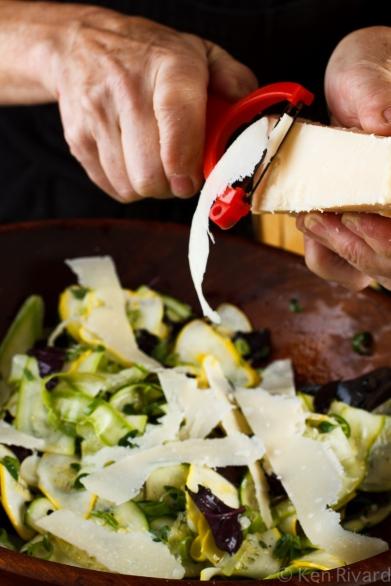 Summer squash salad-8190
