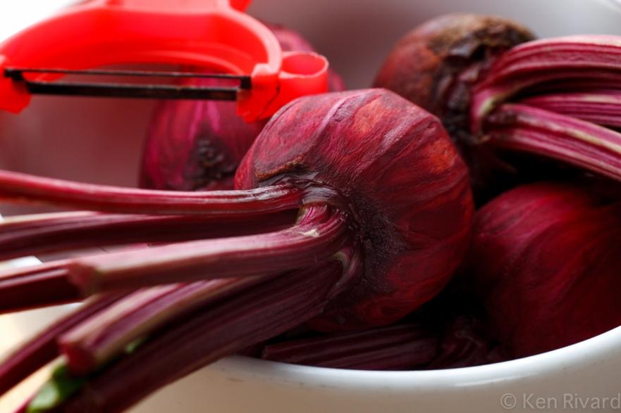 Beet-cured gravlax-7759