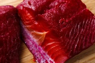 Beet-cured gravlax-7834-2