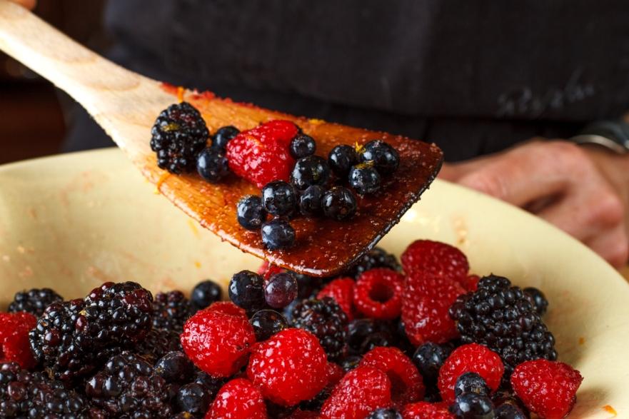 Summer Berries and Sabayon-8