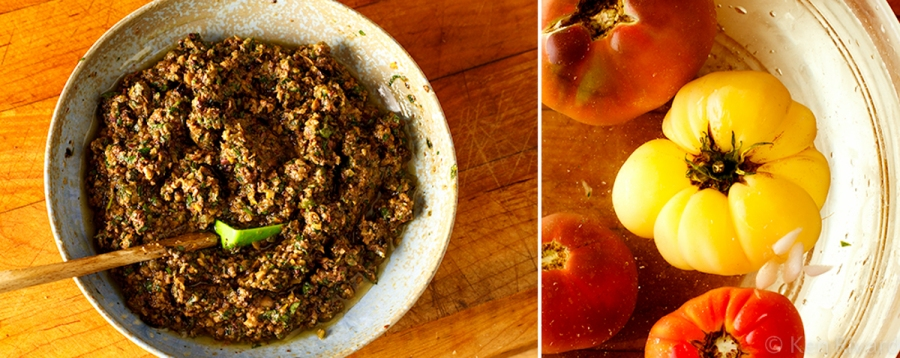 Tomato Salad with Tuna Tapenade-2-2