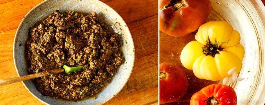 Tomato Salad with Tuna Tapenade-2-2